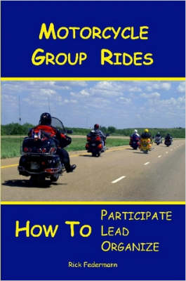 Motorcycle Group Rides