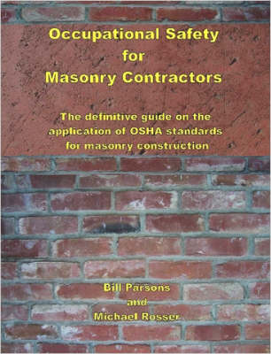 Occupational Safety for Masonry Contractors