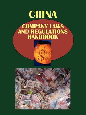 China Company Laws and Regulationshandbook