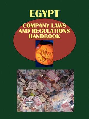 Egypt Company Laws and Regulationshandbook