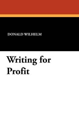 Writing for Profit