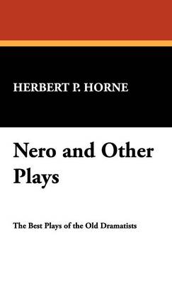 Nero and Other Plays