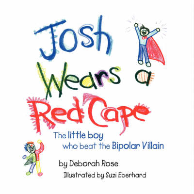 Joshua Wears A Red Cape