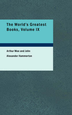 The World's Greatest Books, Volume IX