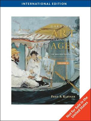 Gardner's Art Through the Ages, Volume II International Edition (with Art Study & Timeline Printed Access Card)