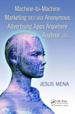 Machine-to-Machine Marketing (M3) via Anonymous Advertising Apps Anywhere Anytime (A5)