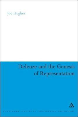 Deleuze and the Genesis of Representation
