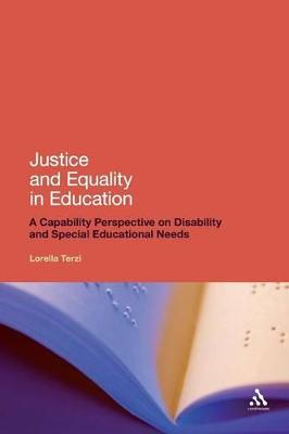 Justice and Equality in Education: A Capability Perspective on Disability and Special Educational Needs