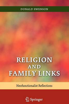 Religion and Family Links: Neofunctionalist Reflections
