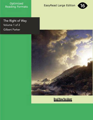 The Right of Way (2 Volume Set)