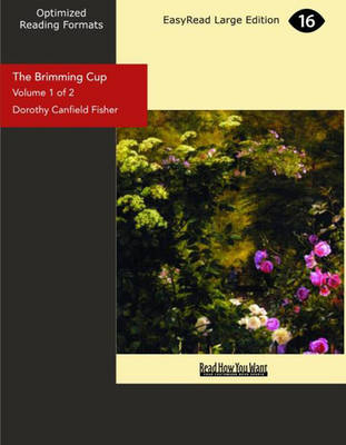 The Brimming Cup (2 Volume Set)
