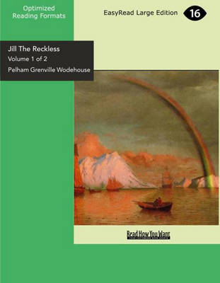 Jill the Reckless (2 Volume Set)