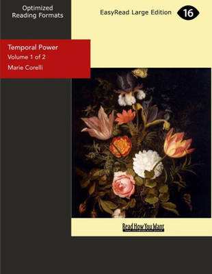 Temporal Power (2 Volume Set): A Study in Suprrmacy