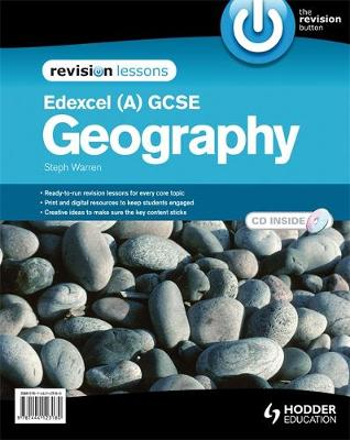 Edexcel A GCSE Geography Revision Lessons + CD