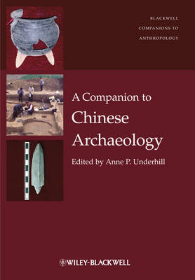 A Companion to Chinese Archaeology