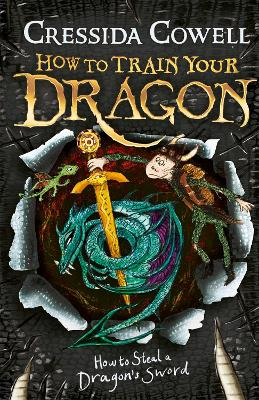How to Train Your Dragon: How to Steal a Dragon's Sword: Book 9
