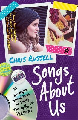 Songs About a Girl: Songs About Us: Book 2 from a Zoella Book Club 2017 friend