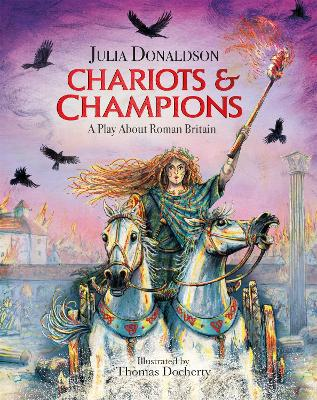 Chariots and Champions: A Roman Play