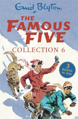 The Famous Five Collection 6: Books 16, 17 and 18