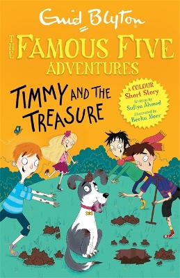 Famous Five Colour Short Stories: Timmy and the Treasure