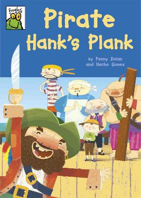 Froglets: Pirate Hank's Plank