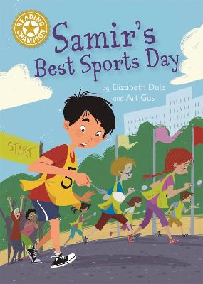 Reading Champion: Samir's Best Sports Day: Independent Reading Gold 9