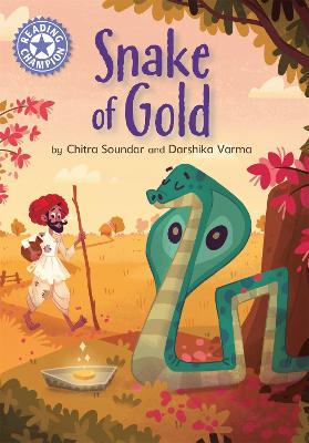 The Snake of Gold: Independent Reading Purple 8