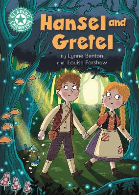 Reading Champion: Hansel and Gretel: Independent Reading Turquoise 7