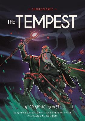 Classics in Graphics: Shakespeare's The Tempest: A Graphic Novel