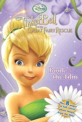 Disney Fiction: Tinker Bell 3 Book of the Film