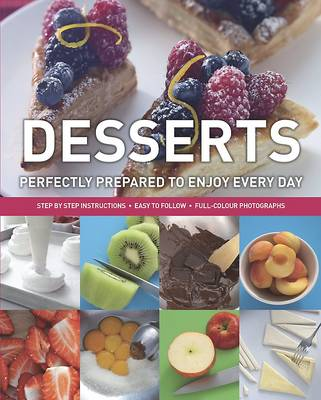 Practical Cookery - Desserts