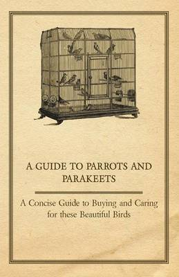 A Guide to Parrots and Parakeets - A Concise Guide to Buying and Caring for These Beautiful Birds