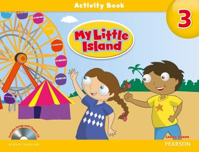 My Little Island Level 3 Activity Book and Songs and Chants CD Pack