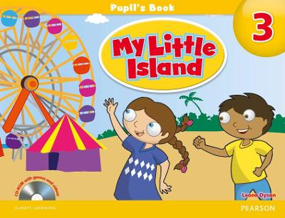 My Little Island Level 3 Student's Book and CD Rom Pack