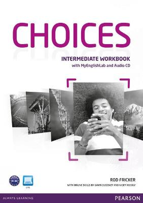 Choices Intermediate Workbook + Pin Pack Benelux