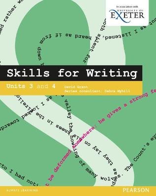 Skills for Writing Student Book Units 3-4