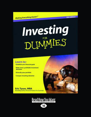 Investing for Dummies(R) (2 Volume Set)