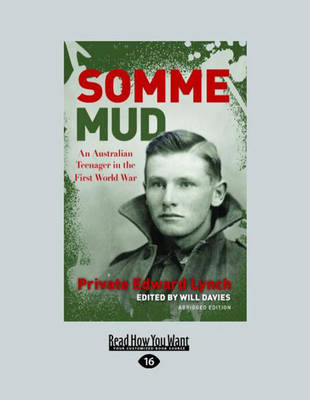 Somme Mud Young Readers Edition Will Davies Foyles Bookstore