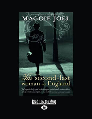 The Second Last Woman in England (1 Volume Set)