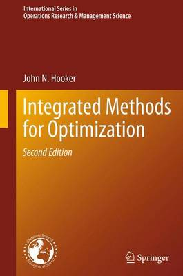 Integrated Methods for Optimization