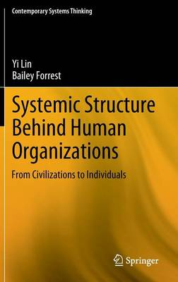 Systemic Structure Behind Human Organizations: From Civilizations to Individuals