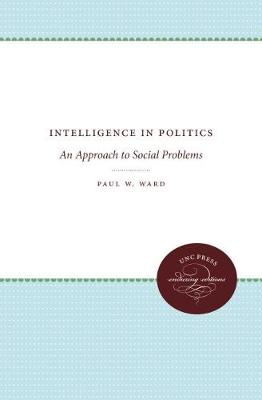 Intelligence in Politics: An Approach to Social Problems