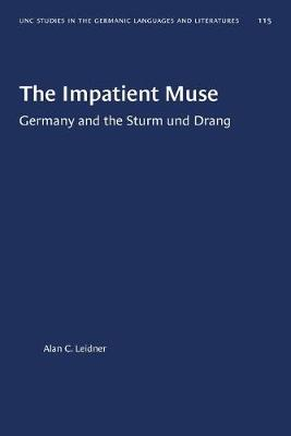 The Impatient Muse: Germany and the Sturm und Drang