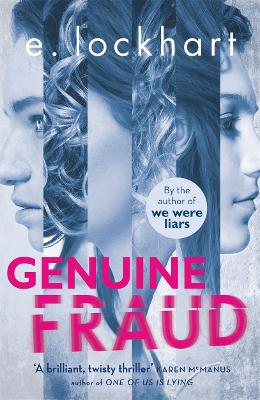 Genuine Fraud: from the bestselling author of Tiktok sensation We Were Liars