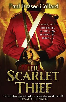 The Scarlet Thief: The first in the gripping historical adventure series introducing a roguish hero