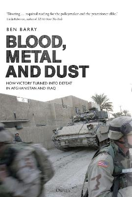 Blood, Metal and Dust