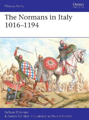 The Normans in Italy 1016-1194