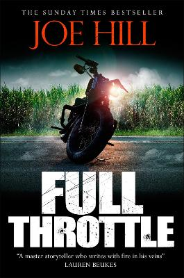 Full Throttle: Contains IN THE TALL GRASS, now on Netflix!