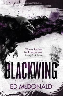 Blackwing: The Raven's Mark Book One