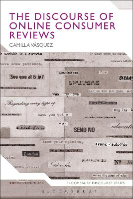 The Discourse of Online Consumer Reviews